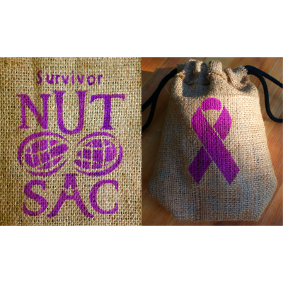 """Survivor"" Nut Sac"